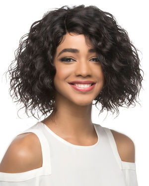Veneta Lace Front Remy Human Hair Wig by Vivica Fox