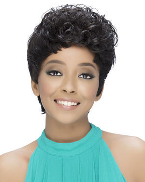 Vivid Remy Human Hair Wig by Vivica Fox