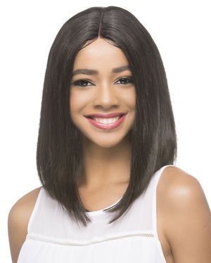 Minzy Lace Front Remy Human Hair Wig by Vivica Fox