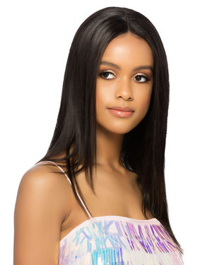 Iliana Lace Front Remy Human Hair Wig by Vivica Fox