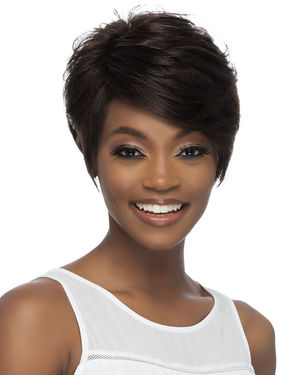 Lucas Remy Human Hair Wig by Vivica Fox