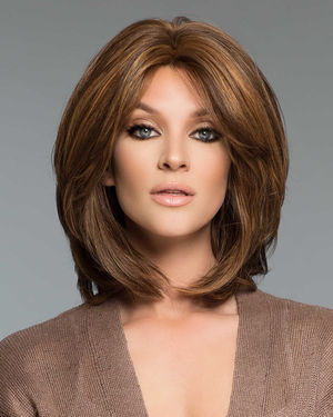 Medi Tach French Top Human Hair Wig by Wig Pro