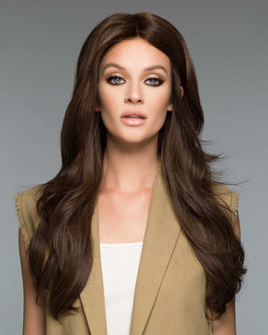 Liz B Lace Front & Monofilament Human Hair Wig by Wig Pro