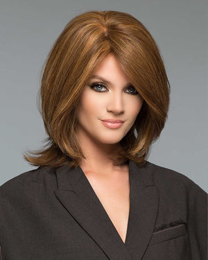 Tiffany Lace Front & Monofilament Human Hair Wig by Wig Pro
