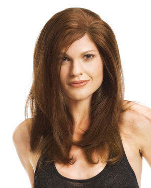 Invisible Front Human Hair Wiglet by Wig Pro