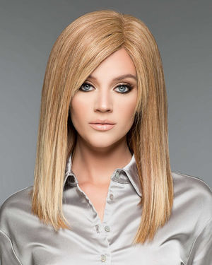 Adelle (Exclusive) Monofilament Human Hair Wig by Wig Pro