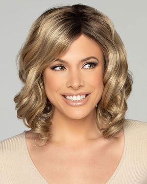 Miley Lace Front & Monofilament Synthetic Wig by Wig Pro