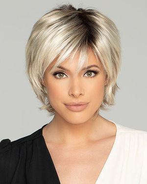 Ellen (Exclusive) Lace Front & Monofilament Crown Synthetic Wig by Wig Pro