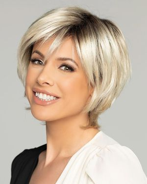 Ellen Lace Front & Monofilament Crown Synthetic Wig by Wig Pro