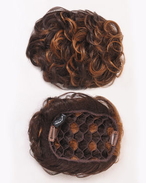 Pull Through Wedding Hair Pieces