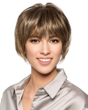 Cutting Edge Monofilament Synthetic Wig by Wig Pro