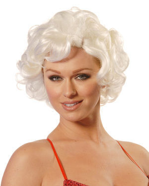Starlet Costume Wig by Wicked Wigs