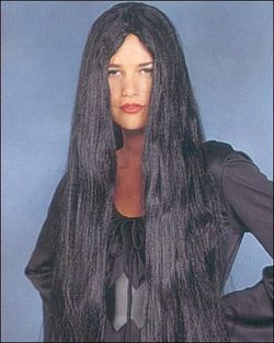 Deluxe 38 inch Super Long Costume Wig by Franco