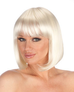Charm Costume Wig by Wicked Wigs